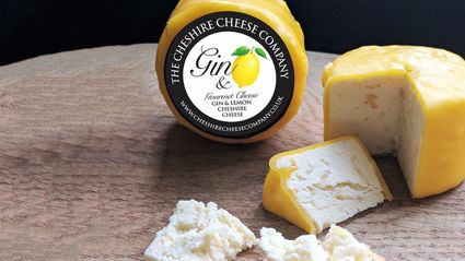 Gin-flavoured cheese now exists!