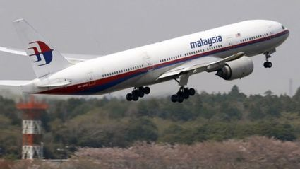 Interactive Map of Malaysian Flight MH17