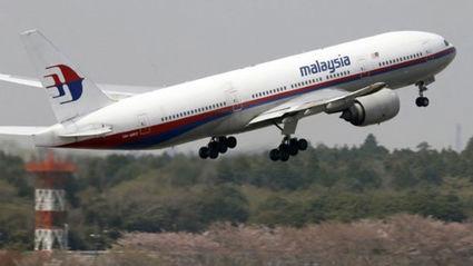 Interactive Map of Malaysian Flight MH17