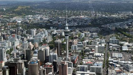 Emergency services are responding to smoke coming from Auckland's SkyCity
