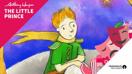 Win a golden ticket family pass to The Little Prince