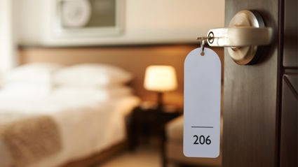 Apparently this is the one thing you should NEVER use in a hotel room...