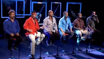 This a cappella version of 'Hotel California' will blow you away!
