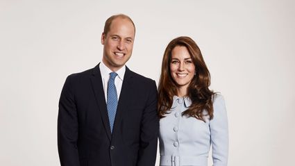 Royal fans spot bizarre error on Prince William and Kate Middleton's Christmas card