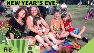 PHOTOS: SummerTimes New Year's Eve with The Hits and Christchurch City Council