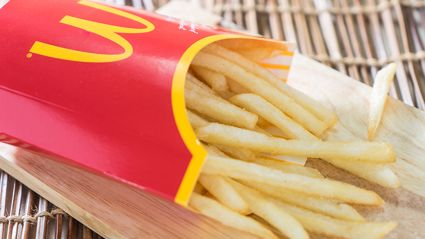 The strange reason women are eating McDonald's fries immediately after sex...