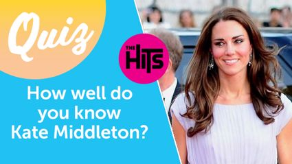 QUIZ: How well do you know Kate Middleton?