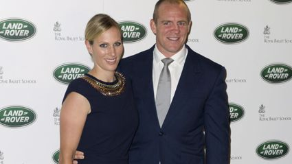 Zara Tindall gives us our first glimpse of her growing baby bump