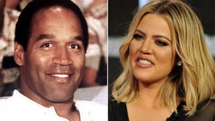 O.J. Simpson finally addresses rumours he's Khloe Kardashian's biological father