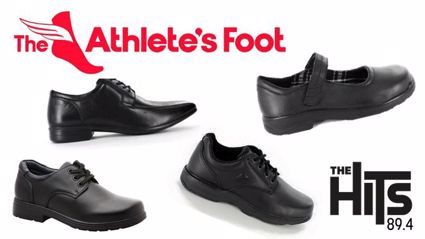 Back to School with The Athletes Foot
