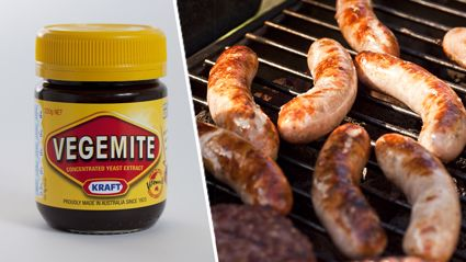 Vegemite sausages now exist...