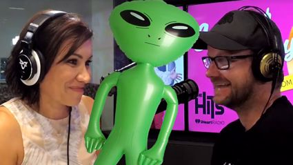 Is Flynny's bizarre alien proposal the most unromantic story ever?