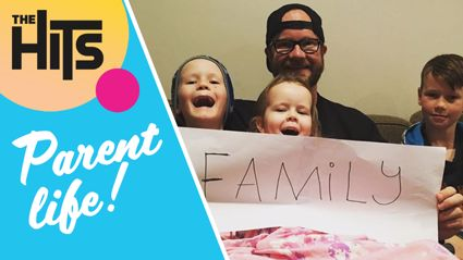 Flynny shares parenting tricks that you'll totally want to steal