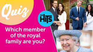 QUIZ: Which member of the royal family are you?