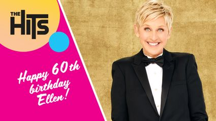 """Happy 60th birthday Ellen! Here's a compilation of the best scares from """"The Ellen Show""""..."""