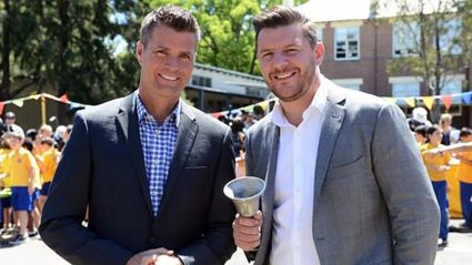 'My Kitchen Rules' judge Manu Feildel has got married!