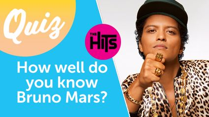 QUIZ: How well do you know Bruno Mars?
