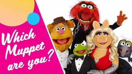 Quiz: Which Muppet are you based on your personality?