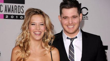 Michael Buble and Luisana Lopilato's exciting baby news!