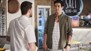 Home and Away's James Stewart shows off INCREDIBLE body transformation