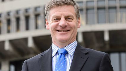 National leader Bill English steps down