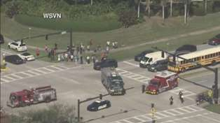 Multiple injuries in Florida high school shooting
