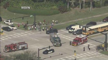 Multiple injuries in Florida high school shooting