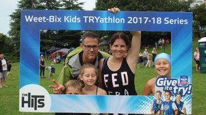 Hamilton Weet-Bix Kids TRYathalon