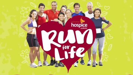Hospice Run For Life with The Hits!