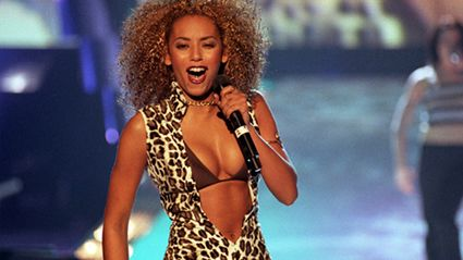 Mel B accused of skin bleaching after sharing bikini photos with a lighter complexion