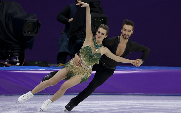 Winter Olympics Figure Skater Left Red Faced After X Rated