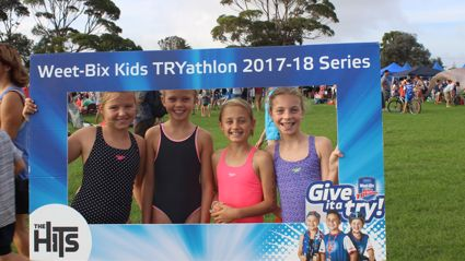 Photos: The WeetBix Kids TRYathlon (East Auckland)