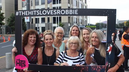 Photos: Robbie Williams Auckland Concert