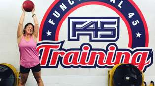 Try it Out Tuesday - F45 Class