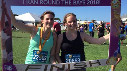 AFTER: Cigna Round The Bays '18!