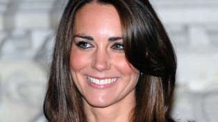 Kate Middleton shows off her new tattoo