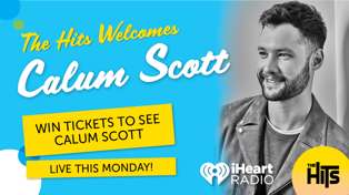 See Calum Scott live this Monday!