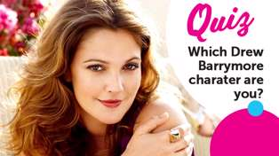 QUIZ: Which Drew Barrymore character are you?