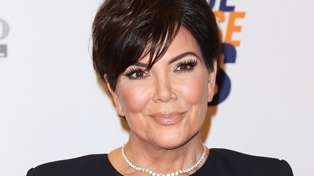 Kris Jenner looks unrecognisable as she goes peroxide blonde!