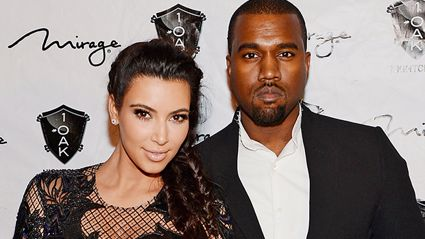 Kim Kardashian has shared the first picture of baby Chicago!