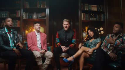 Pentatonix put their spin on 'Havana' - and it sounds INCREDIBLE!