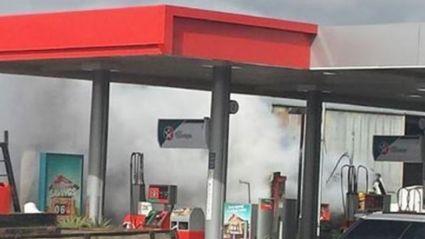 LISTEN AGAIN: Caltex Truck Fire