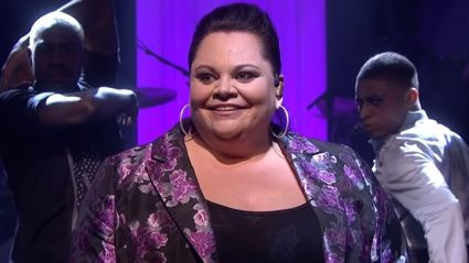 Watch Keala Settle's moving performance on Graham Norton