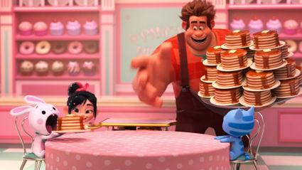 Hilarious Wreck-It Ralph 2 trailer pokes fun at kids app games