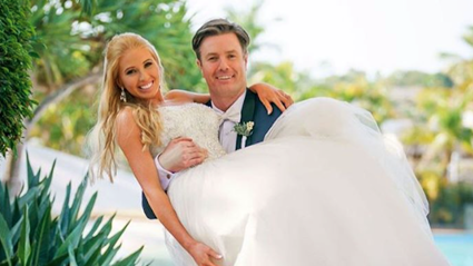 Married At First Sight's Ashley has responded to claims Troy is a virgin