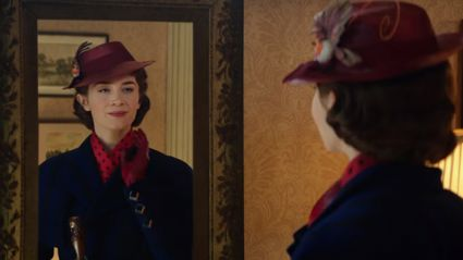 Emily Blunt is 'practically perfect' in first trailer for new Mary Poppins movie