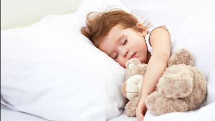 Here's how to get your kids to sleep more soundly...