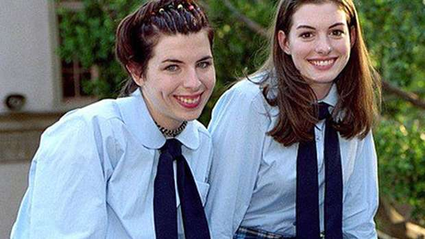 lilly from princess diaries
