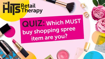 RETAIL THERAPY QUIZ: Which MUST buy shopping spree item are you?