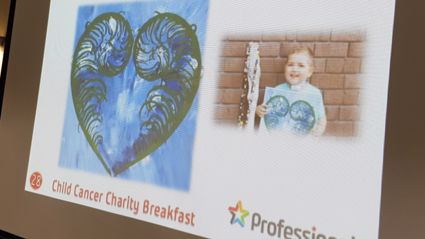 2018 Child Cancer Charity Breakfast